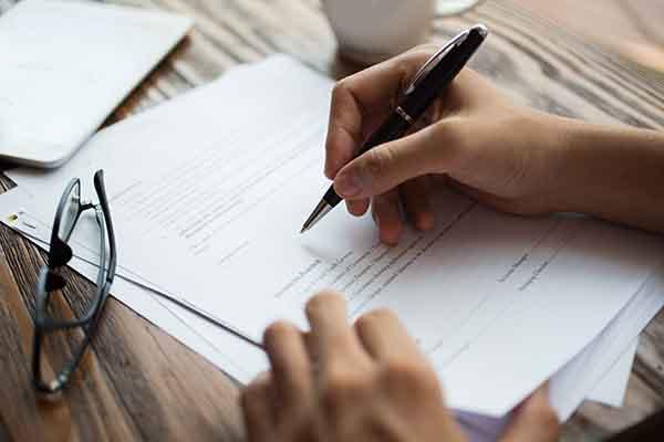 Buat Surat Lamaran Kerja Sebelum Habis Masa Kerja