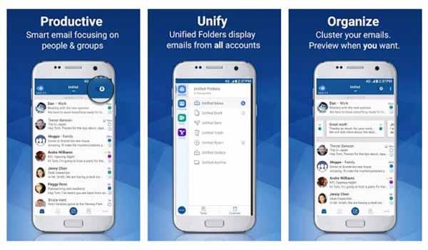 Blue Mail jadikan smartphone terbaik untuk kerja