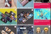 Order Custom Case Anime