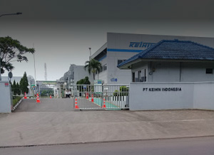 PT Keihin Indonesia adalah
