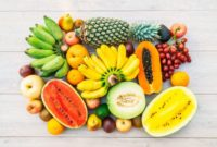 Buah Tinggi Vitamin C