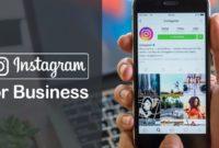 Langkah Membuat Akun Instagram Bisnis