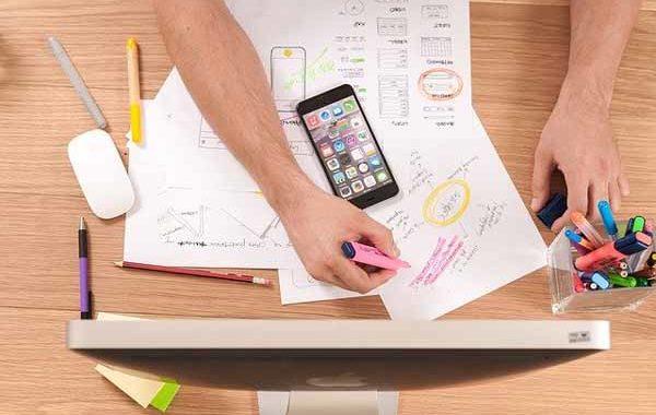design untuk bisnis masa depan