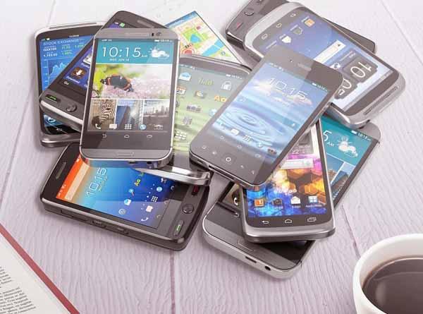 Smartphone 4g smartfren