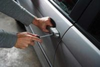 modus pencurian mobil