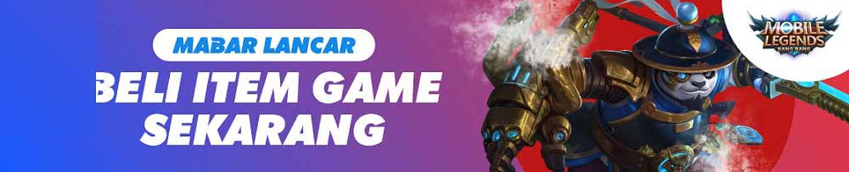 DANA id Games Top Up ML