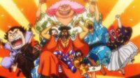 One Piece Episode 962 Oden Menjadi Daimyo