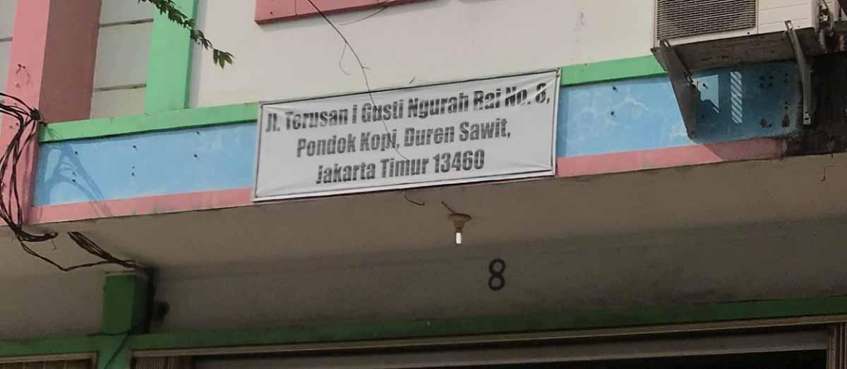 Panggilan Interview Jl Pondok Kopi I C No 8 Duren Sawit Jakarta Timur Penipuan?