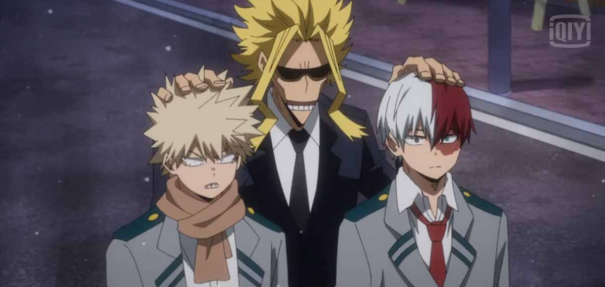 Sinopsis dan Link Streaming My Hero Academia Season 5 Episode 12
