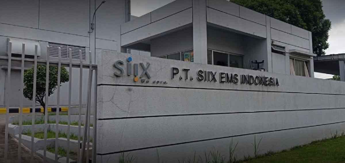 PT SIIX EMS Karawang Indonesia
