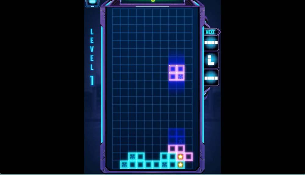 Game Kasual Tetra