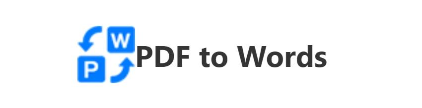 Konversi PDF to Word Online